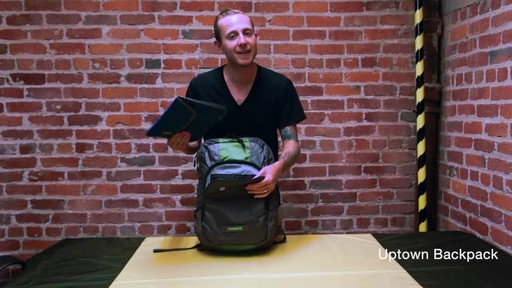 TIMBUK2 Uptown Daypack - image 3 from the video