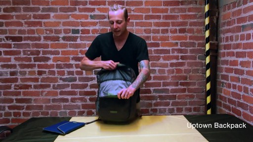 TIMBUK2 Uptown Daypack - image 4 from the video