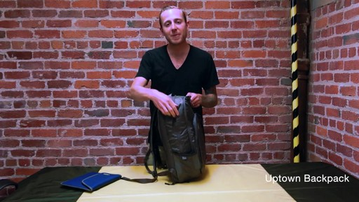 TIMBUK2 Uptown Daypack - image 5 from the video