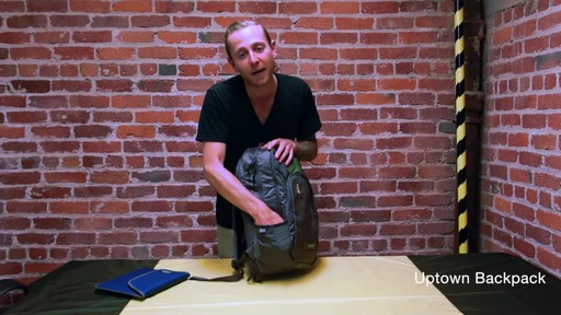 TIMBUK2 Uptown Daypack - image 6 from the video