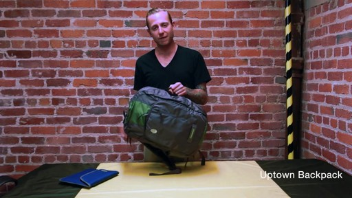 TIMBUK2 Uptown Daypack - image 7 from the video