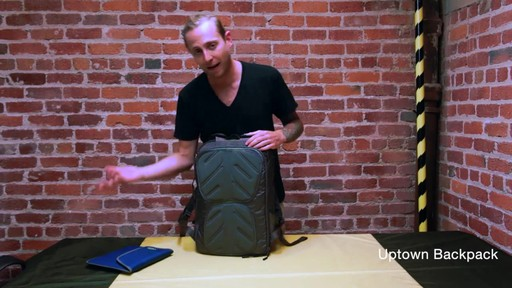 TIMBUK2 Uptown Daypack - image 8 from the video