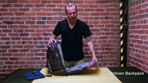 TIMBUK2 Uptown Daypack - image 9 from the video