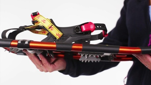 TUBBS Xpedition Snowshoes - image 2 from the video