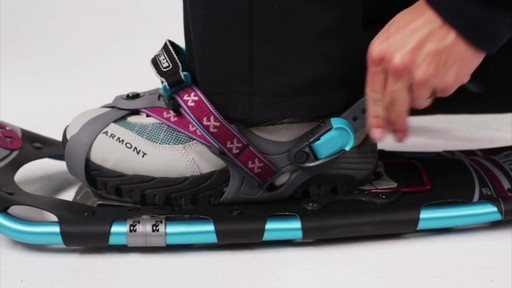 TUBBS Xpedition Snowshoes - image 6 from the video