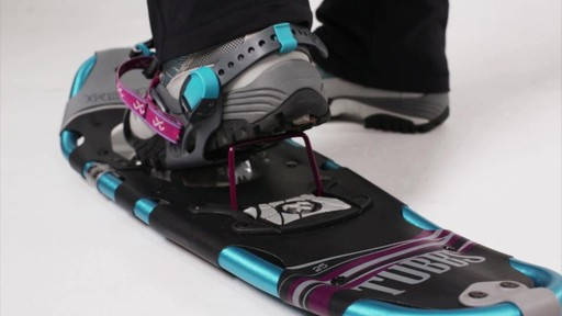 TUBBS Xpedition Snowshoes - image 8 from the video