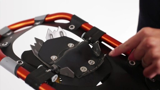 TUBBS Xpedition Snowshoes - image 9 from the video