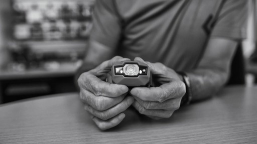 BLACK DIAMOND Storm Headlamp - image 1 from the video