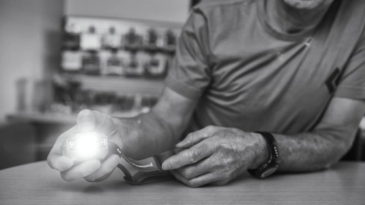 BLACK DIAMOND Storm Headlamp - image 2 from the video