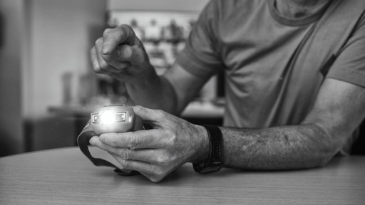 BLACK DIAMOND Storm Headlamp - image 3 from the video
