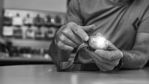 BLACK DIAMOND Storm Headlamp - image 4 from the video