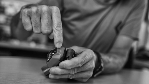 BLACK DIAMOND Storm Headlamp - image 6 from the video