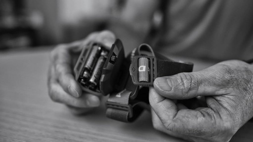 BLACK DIAMOND Storm Headlamp - image 8 from the video