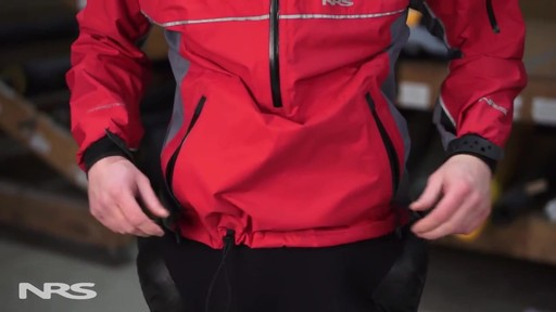 NRS Sea Tour Pullover Paddle Jacket - image 1 from the video