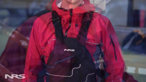 NRS Sea Tour Pullover Paddle Jacket - image 10 from the video