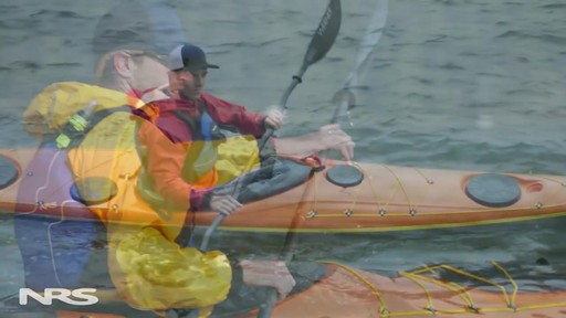 NRS Sea Tour Pullover Paddle Jacket - image 3 from the video