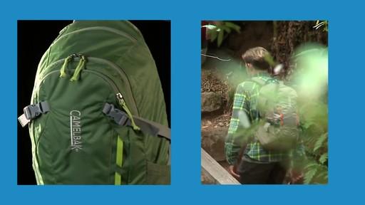 CAMELBAK Cloud Walker & Rim Runner Hydration Packs - image 10 from the video