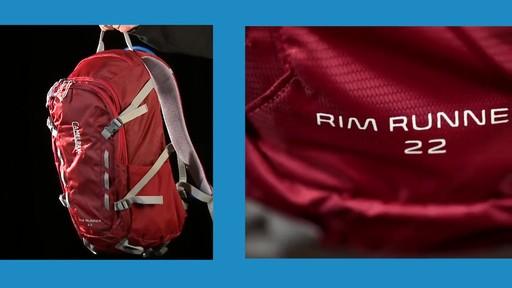 CAMELBAK Cloud Walker & Rim Runner Hydration Packs - image 6 from the video