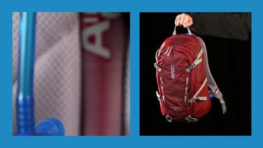 CAMELBAK Cloud Walker & Rim Runner Hydration Packs - image 7 from the video
