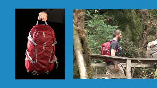 CAMELBAK Cloud Walker & Rim Runner Hydration Packs - image 9 from the video