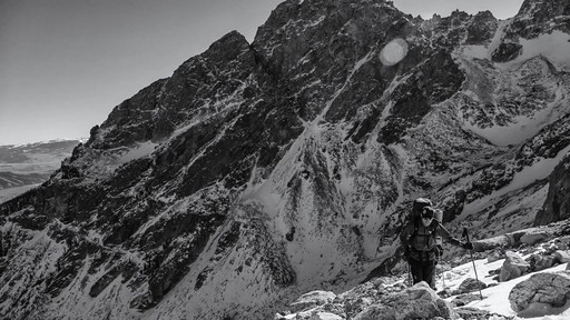 BLACK DIAMOND Men's Alpine Start Hoodie - image 1 from the video