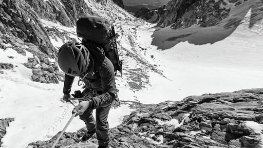 BLACK DIAMOND Men's Alpine Start Hoodie - image 10 from the video