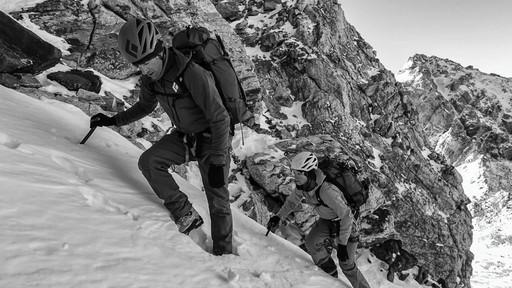 BLACK DIAMOND Men's Alpine Start Hoodie - image 2 from the video