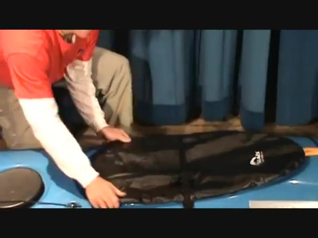SEALS How to Install a Seals Cockpit Cover on a Standard Cockpit Rim - image 10 from the video