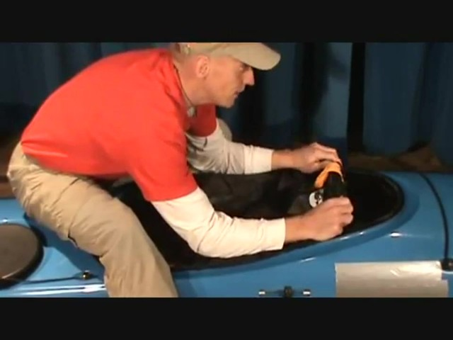 SEALS How to Install a Seals Cockpit Cover on a Standard Cockpit Rim - image 6 from the video