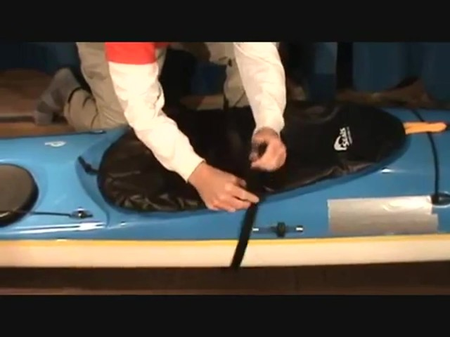 SEALS How to Install a Seals Cockpit Cover on a Standard Cockpit Rim - image 8 from the video