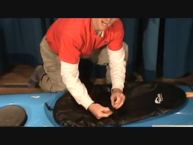 SEALS How to Install a Seals Cockpit Cover on a Standard Cockpit Rim - image 9 from the video