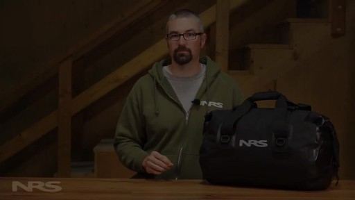 NRS Expedition DriDuffel Dry Bag - image 10 from the video