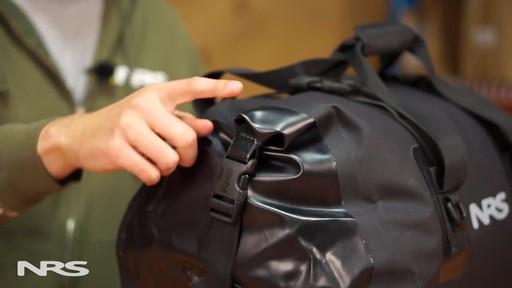 NRS Expedition DriDuffel Dry Bag - image 3 from the video