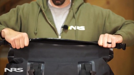 NRS Expedition DriDuffel Dry Bag - image 4 from the video