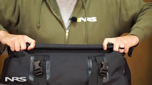 NRS Expedition DriDuffel Dry Bag - image 5 from the video