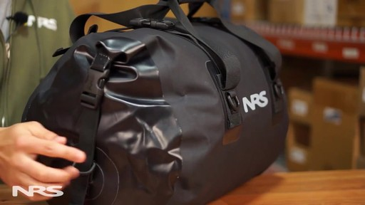 NRS Expedition DriDuffel Dry Bag - image 6 from the video
