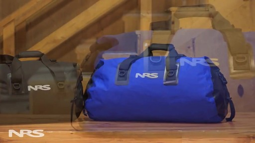 NRS Expedition DriDuffel Dry Bag - image 8 from the video