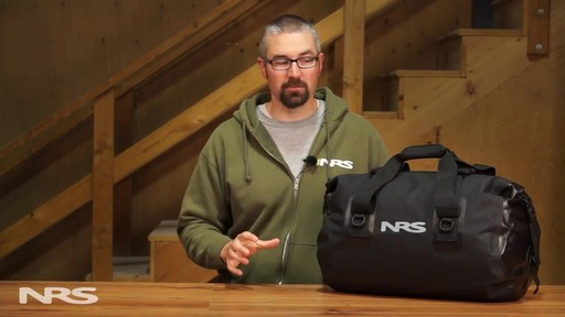 NRS Expedition DriDuffel Dry Bag - image 9 from the video