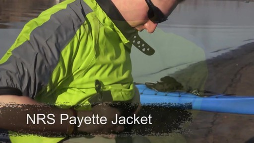 NRS Payette Paddle Jacket - image 1 from the video