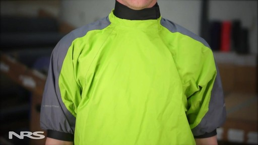 NRS Payette Paddle Jacket - image 10 from the video