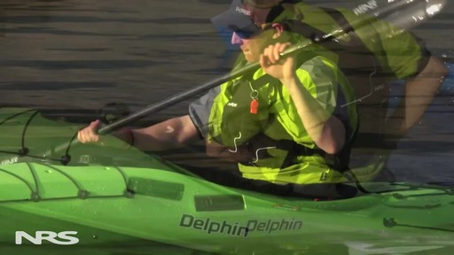 NRS Payette Paddle Jacket - image 2 from the video