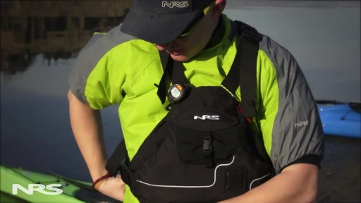 NRS Payette Paddle Jacket - image 4 from the video