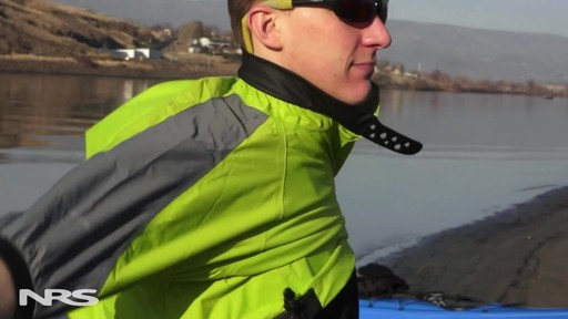 NRS Payette Paddle Jacket - image 7 from the video
