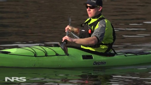 NRS Payette Paddle Jacket - image 9 from the video