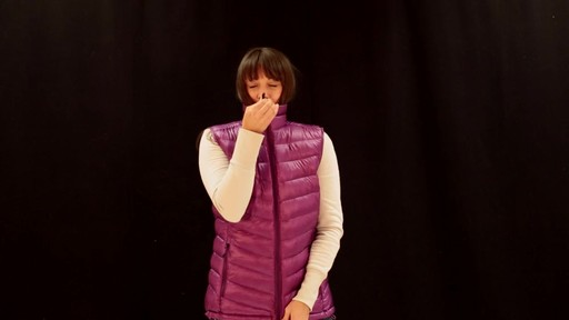 EMS Women's Icarus Down Vest - image 2 from the video