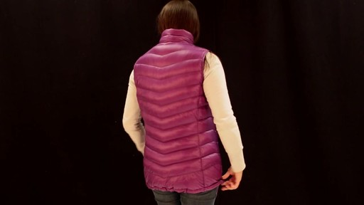EMS Women's Icarus Down Vest - image 3 from the video