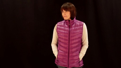 EMS Women's Icarus Down Vest - image 4 from the video