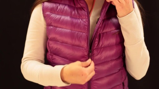 EMS Women's Icarus Down Vest - image 9 from the video