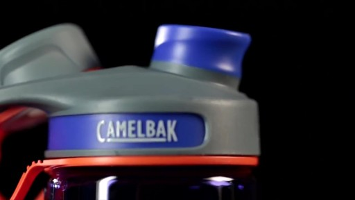 CAMELBAK Chute Water Bottle - image 5 from the video
