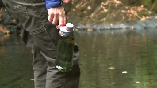 CAMELBAK Chute Water Bottle - image 7 from the video